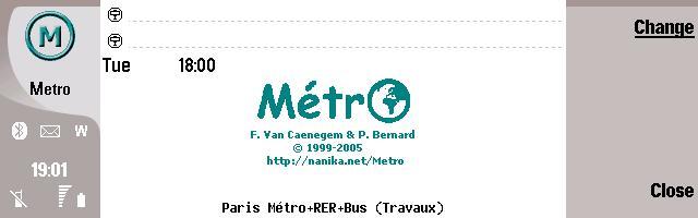 Metro - это программа, которая поможет разобраться в схеме метро и доехать от одного пункта до другого...